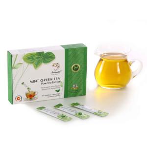 Instant Mint Green Tea Blending Tea Extract