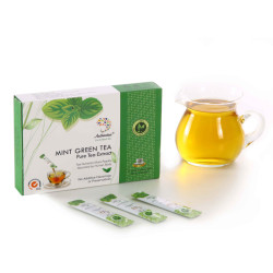 Instant Mint Green Tea Blending Tea Extract