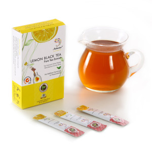 No Sugar Lemon and Black Tea Extract