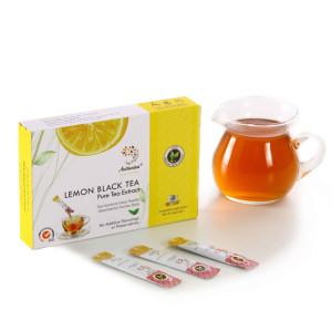 Sour-sweet Premium Lemon Black Tea