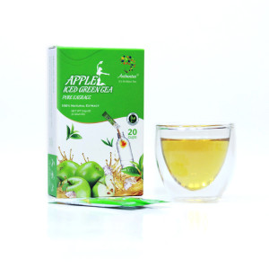 Apple Ice Green Tea