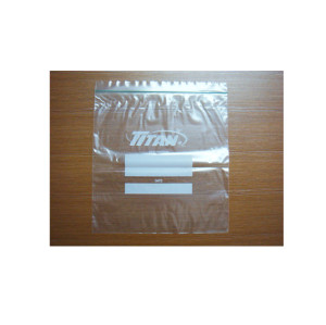 Customized Plastic LDPE Zip Lock Bag
