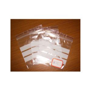 Resealable Sealing Zip Lock Plastic Food Bags
