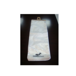 Plastic LDPE Wicketted Bag