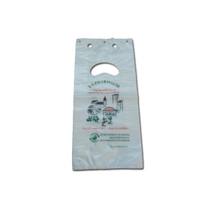 HDPE News Paper Bag