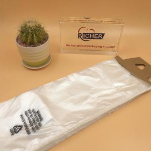 Clear Plastic HDPE Newspaper Bag with Printing
