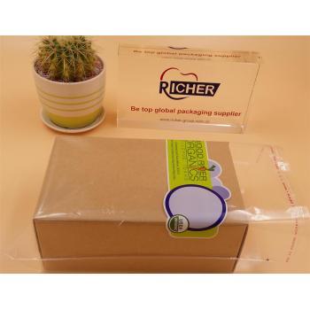 bolso de opp plástico barato de alta calidad con precio de fabricante