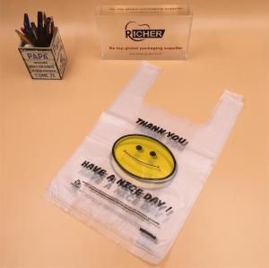 T-Shirt Carry out Retail Sell Plastic Shopping Bag