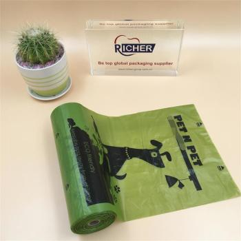 Eco Friendly Biodegradable Dog Poop Bags
