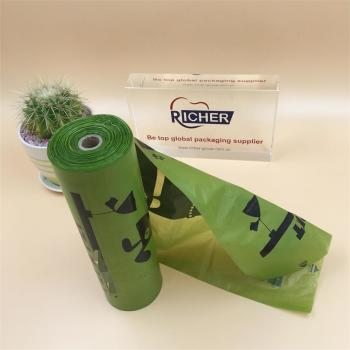 Large Dispenser Roll Plastic Waste Bags
