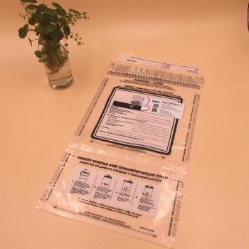 Plastic Envelope Tamper  Plastic Bag Courier Customs Evidence Security Proof Bag