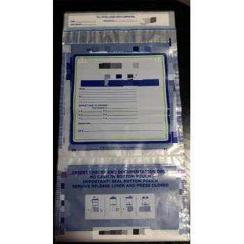 Money Security Envelopes  Waterproof Poly Bags Custom Printed bags
