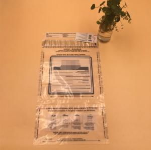 Posting Poly Bags Security Bag With Explosion Proof Edge
