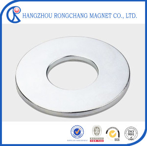 High Performance Sintered Disc NdFeb n52 / n50 neodymium magnet