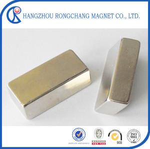 Wholesale customized N35 N38 N40 N42 N45 N48 N50 N52 strong neodymium magnet