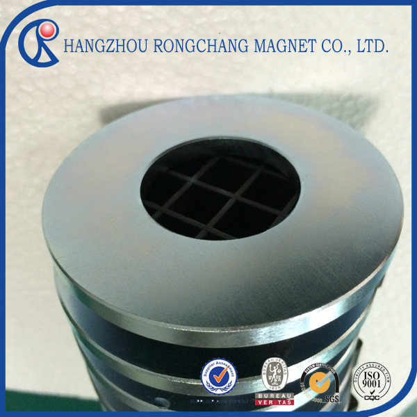 N52 Motor Generator Ring Permanent Neodymium Magnet