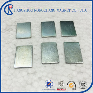 Professional neodymium block magnet sheet
