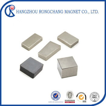 N50 F50X25X10mm Super Strong Block NdFeB Magnet