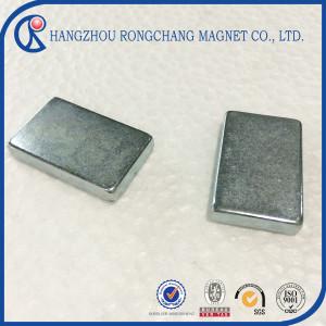 High Quality Custom 42SHT Motor Neodymium Magnets
