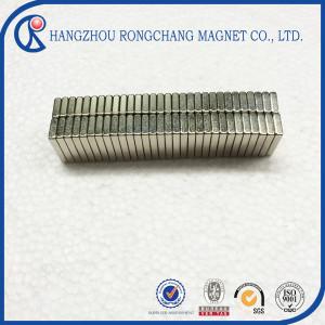 Factory supply quality Assurance cube n35 neodymium magnet