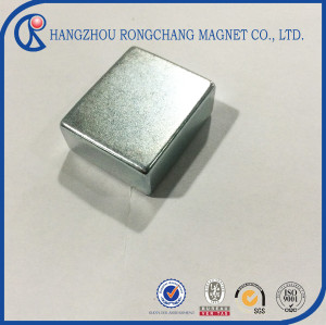 Super Strong Neodymium Magnets N45 / N40 / N48 neo cube / block ndfeb magnet