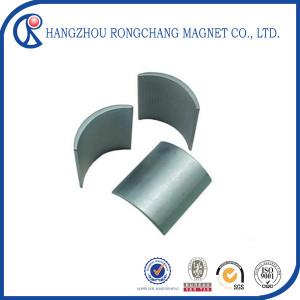 Cheap /OEM low rpm permanent arc neodymium magnet generators for sale for motor