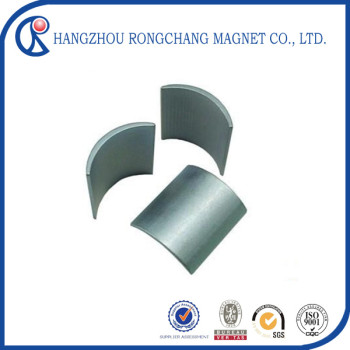 Cheap /OEM low rpm permanent arc neodymium magnet generators for sale for motor
