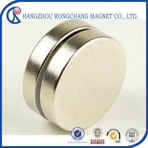 Super strong N42 neodymium disc magnet for home depot