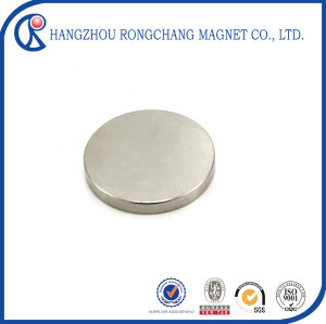3M Adhesive N42 Neodymium Round/Disc NdFeB Magnets D25*2mm