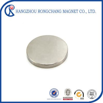 3M Adhesive N42 Neodymium Round/Disc NdFeB Magnets D25*2mm