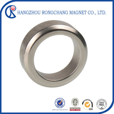 Rare earth ndfeb composite small N35 ring magnet for electronic cigarette