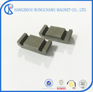 AlNiCo magnet for motor