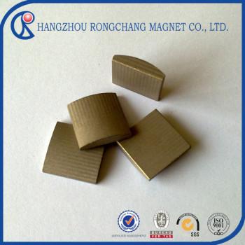 Samarium Cobalt Magnet for motor