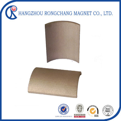 SmCo Magnet in Arc shape