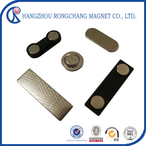 Cylindric Neodymium Magnet for breast plate