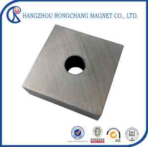 AlNiCo magnet for magnetic chuck