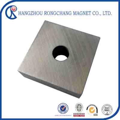 铝镍钴吸盘磁钢