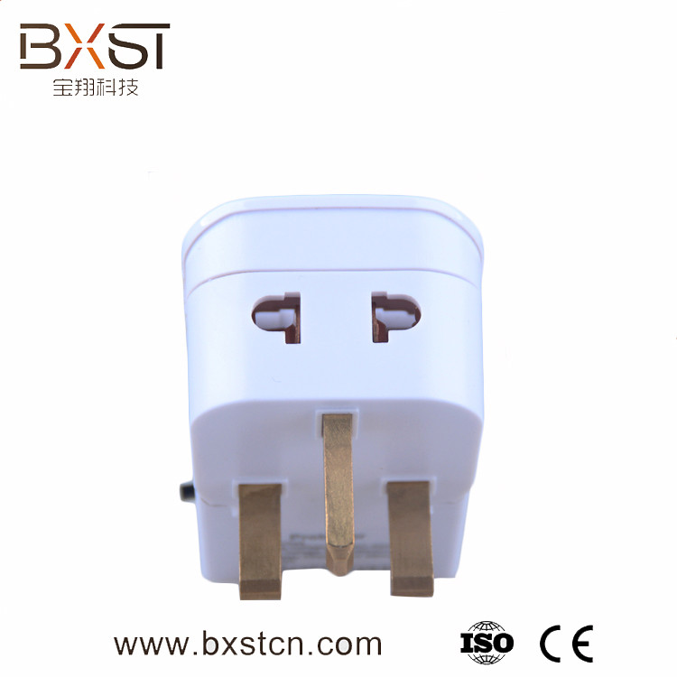 Small power voltage protector socket , high voltage protector , avs voltage protector