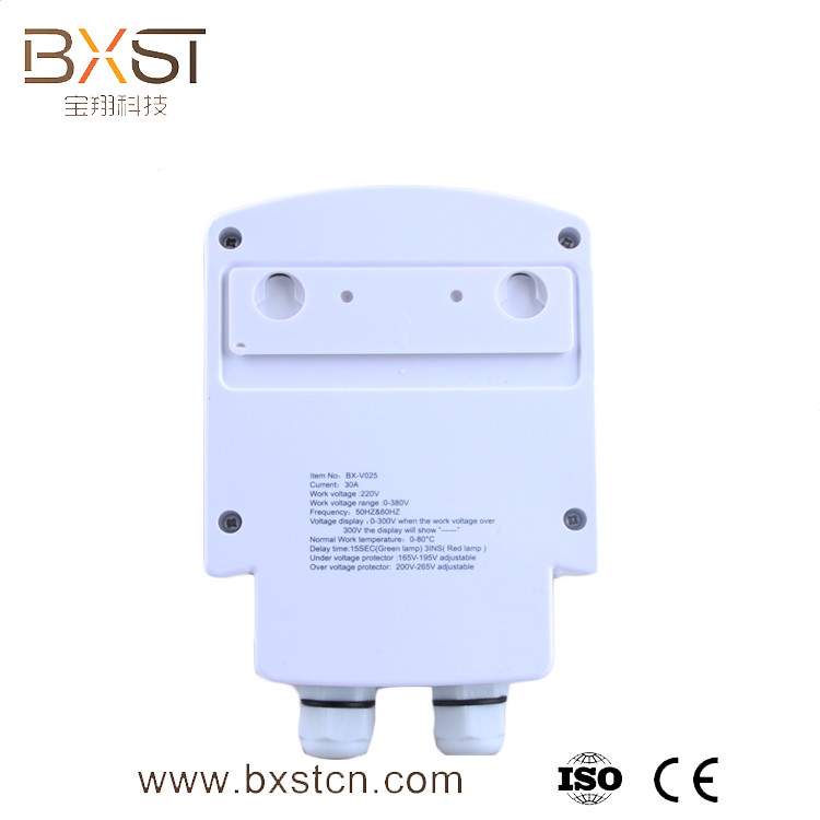 2017 New design lowest voltage thermal overload protector and Surge protector