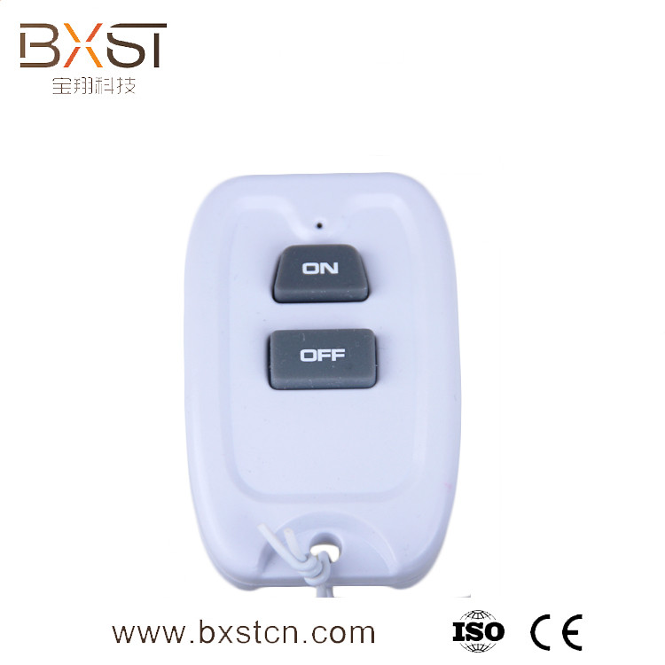 No.5 wireless remote control with the eu ac power plug from the socket