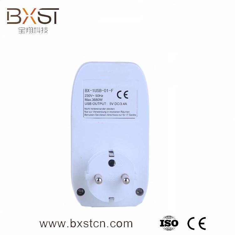 Wireless remote control switch socket and the eu AC plug