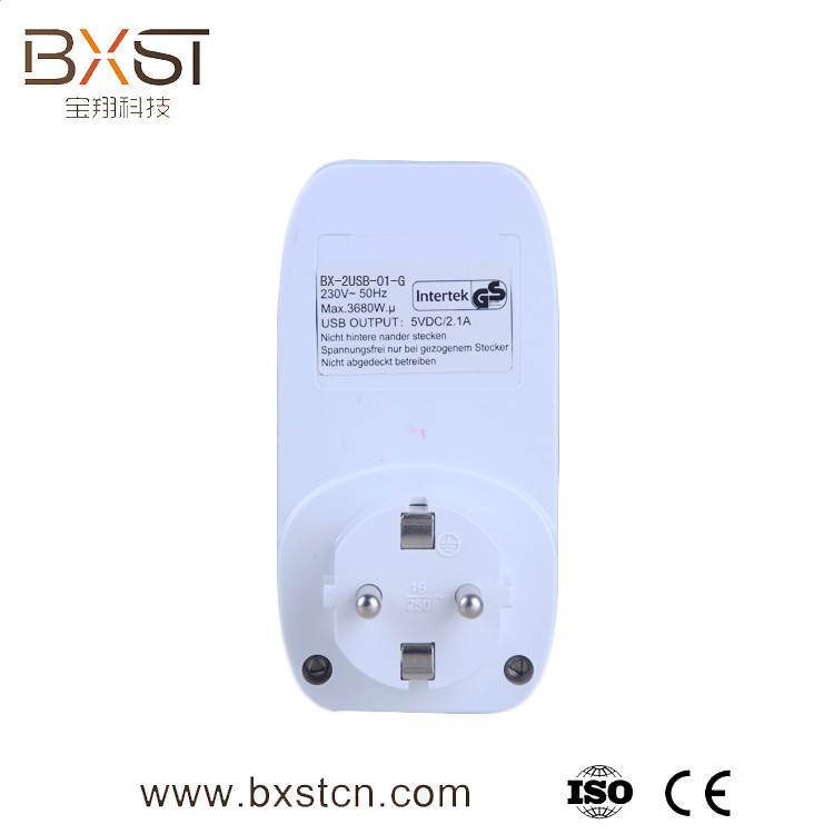 New design usb wall socket