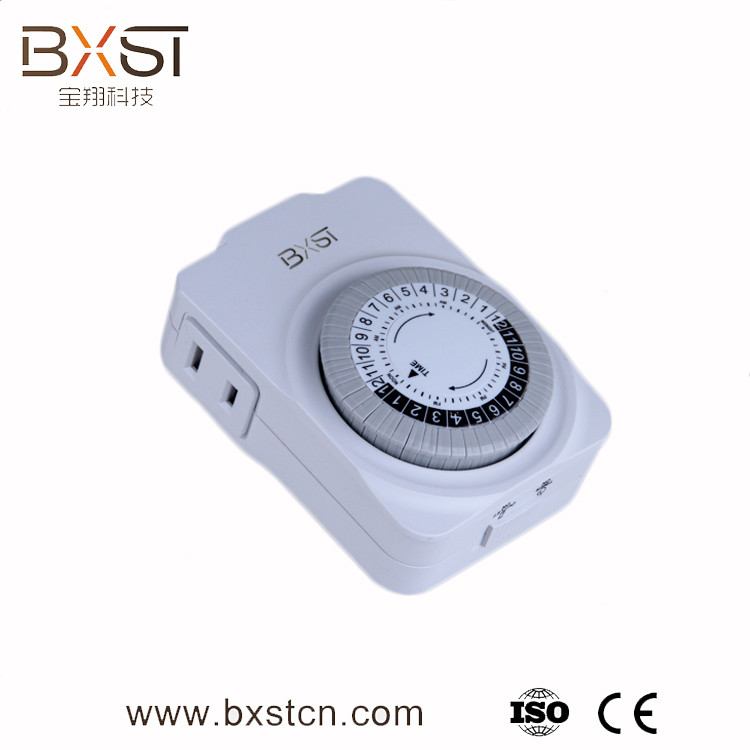 Wholesale proper price Custom  wall Mechanical timer socket Household Appliances