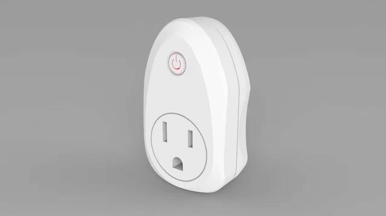BXST new design Wifi socket