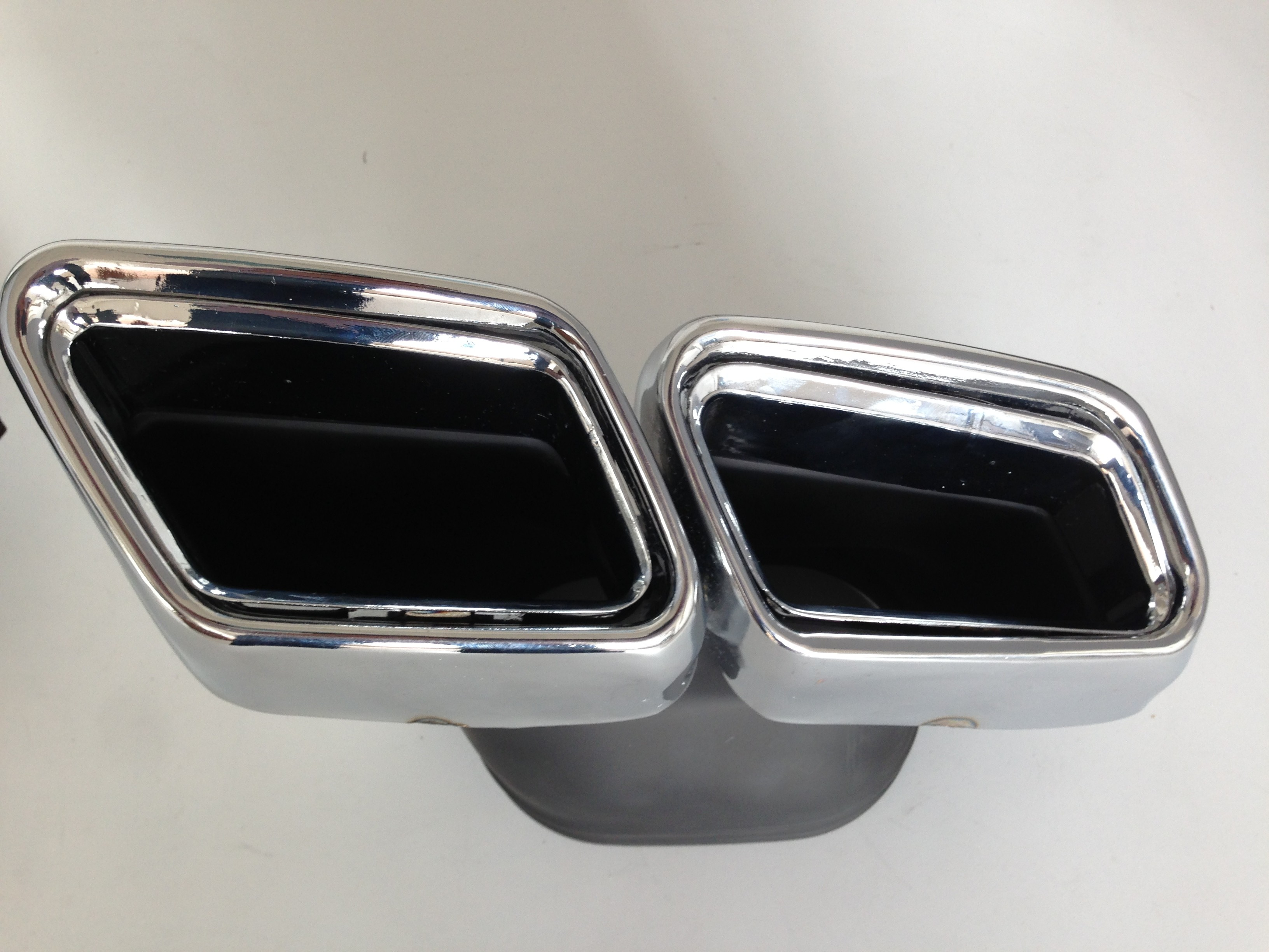 amg exhaust tip