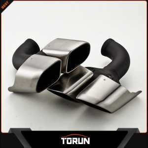The unique supplier for 11 square cayenne tuning exhaust