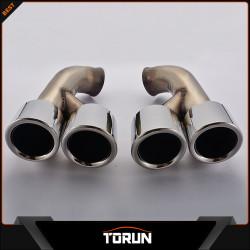 Jinggui factory Torun high quality 14 15 cayenne exhaust muffler pipe