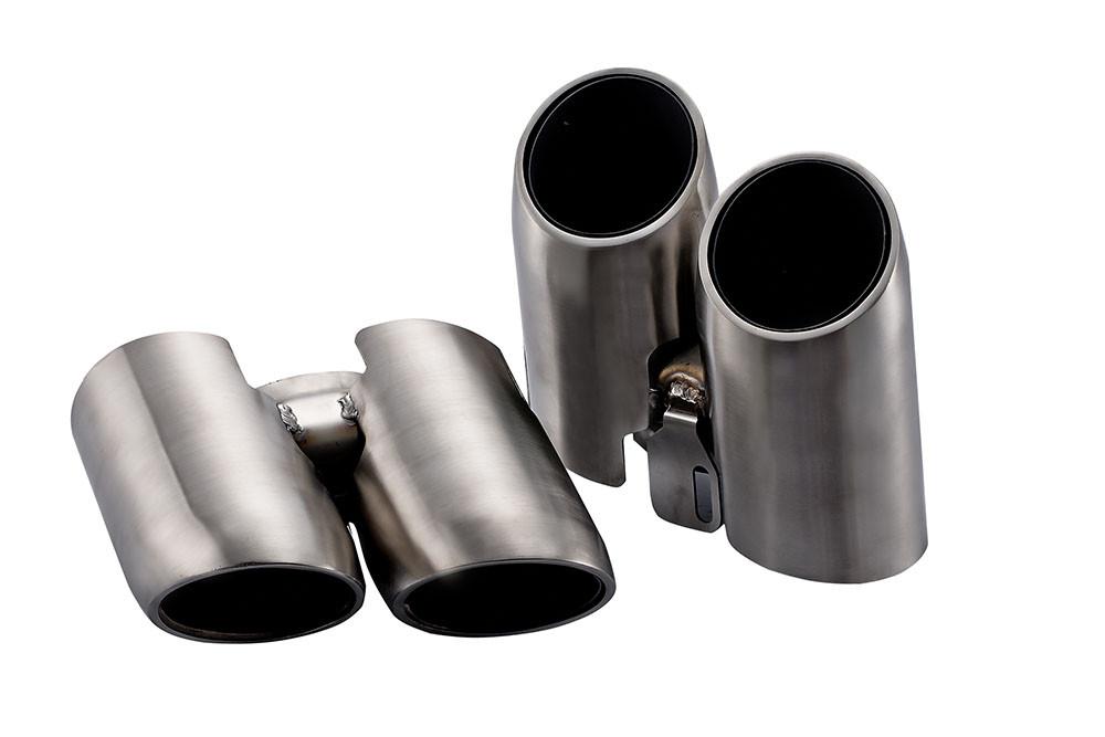 14 panamera round exhaust