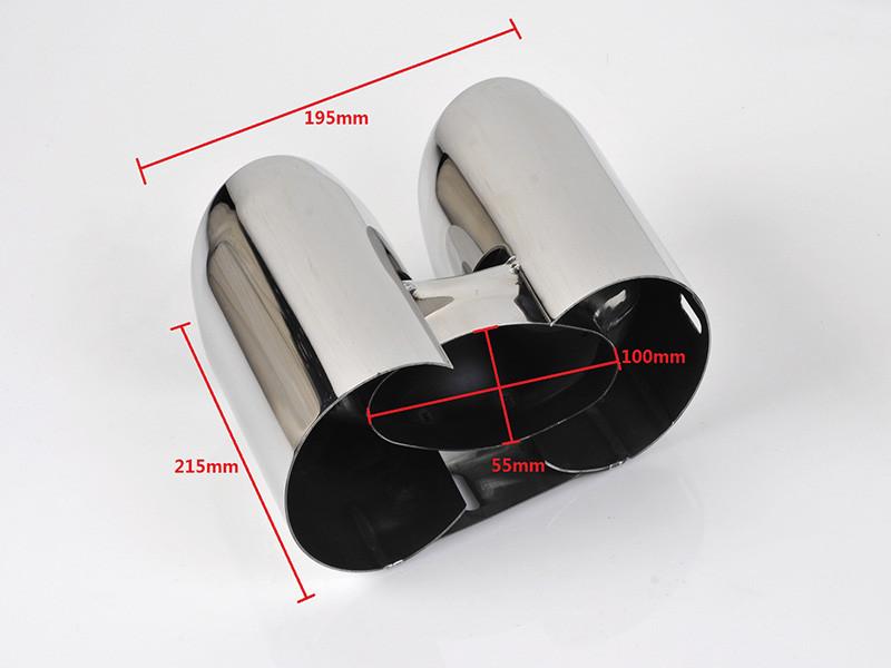 panamera muffler supplier
