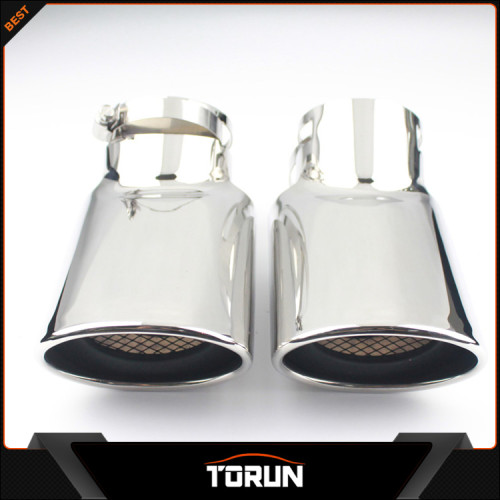Range Rover Sport 05+ [diesel only] - HAWKE Stainless Exhaust Tail Pipe Tips (chrome)